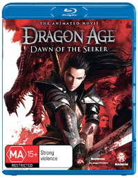 Dragon Age: Dawn of the Seeker on Blu-ray