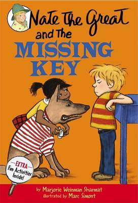 Nate the Great and the Missing Key by Marjorie Weinman Sharmat