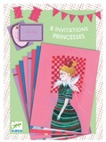 Djeco: Pretty Party - Invitation Cards