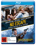 No Escape (Aka The Coup) on Blu-ray