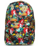 Loungefly Ariel Photo Backpack