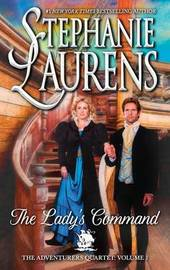 The Lady's Command by Stephanie Laurens image