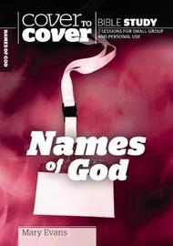 Names of God by Mary Evans
