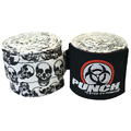 Punch: Urban Hand Wraps - 400cm (Skull)