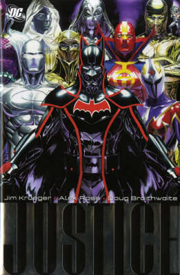 Justice: v. 3 by Alex Ross