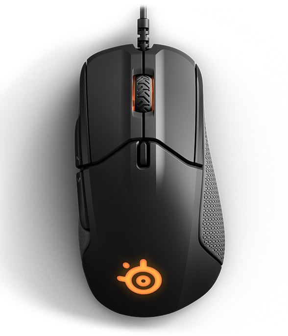 SteelSeries Rival 310 - Black for PC Games