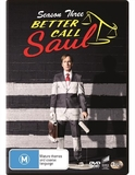 Better Call Saul Season 3 on DVD