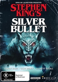 Stephen King's Silver Bullet on DVD