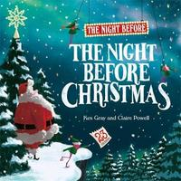 The Night Before the Night Before Christmas by Kes Gray image