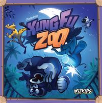 Kung-Fu Zoo - Dice Game
