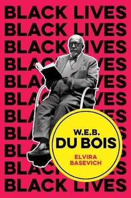 W.E.B. Du Bois by Elvira Basevich