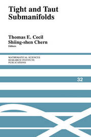 Mathematical Sciences Research Institute Publications: Series Number 32