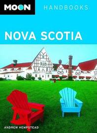 Moon Nova Scotia by Andrew Hempstead image