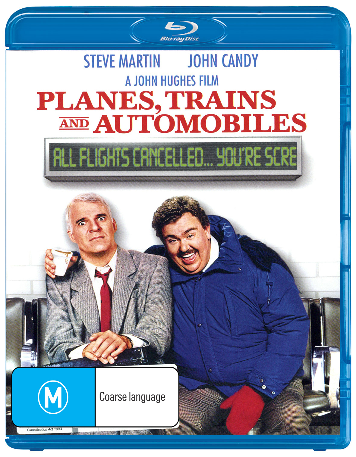 Planes, Trains and Automobiles on Blu-ray image