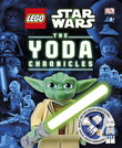 LEGO Star Wars: The Yoda Chronicles (with exclusive Minifigure!) by Dorling Kindersley