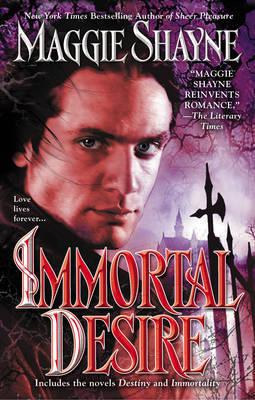 Immortal Desire by Maggie Shayne image