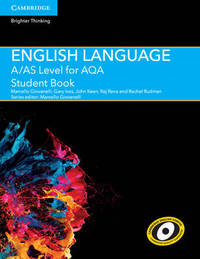 A Level (AS) English Language AQA by Marcello Giovanelli