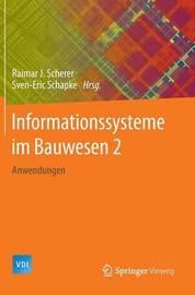 Informationssysteme Im Bauwesen 2: Anwendungen image