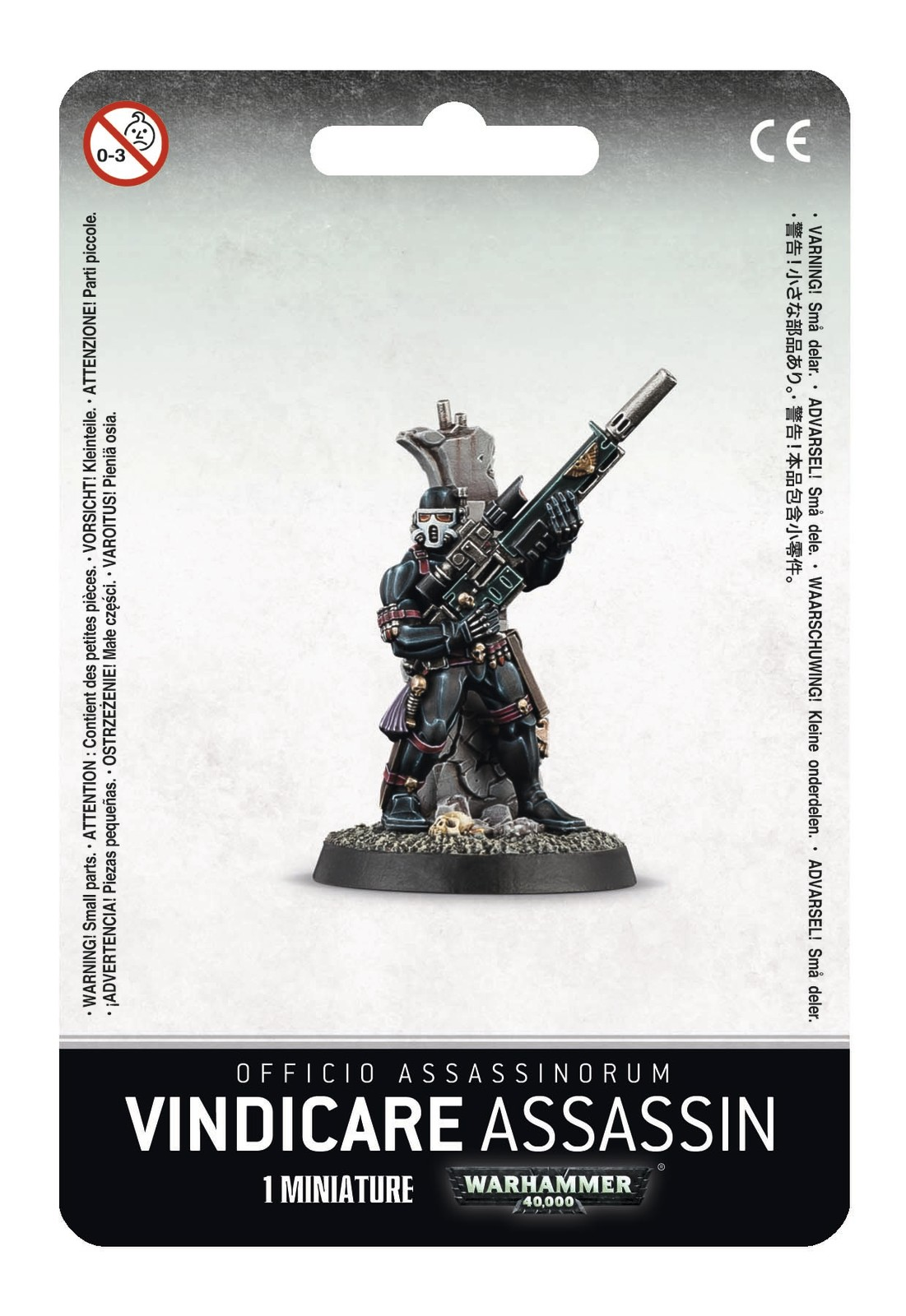 Warhammer 40,000 Officio Assassinorum: Vindicare Assassin image