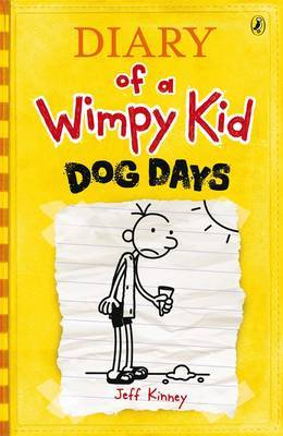 Dog Days (Diary of a Wimpy Kid #4) by Jeff Kinney image