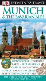 DK Eyewitness Travel Guide: Munich & the Bavarian Alps image