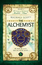 The Alchemyst (Nicholas Flamel #1) (UK Ed.) by Michael Scott
