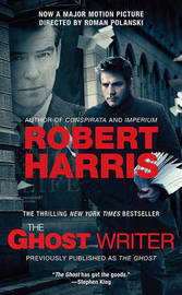 The Ghost Writer by Robert Harris image