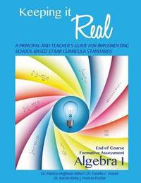 Keeping It Real by Dr Patricia Hoffman-Miller