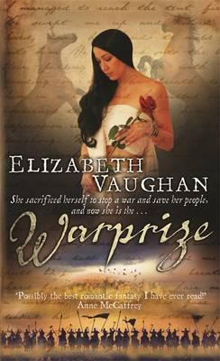 Warprize by Elizabeth Vaughan image