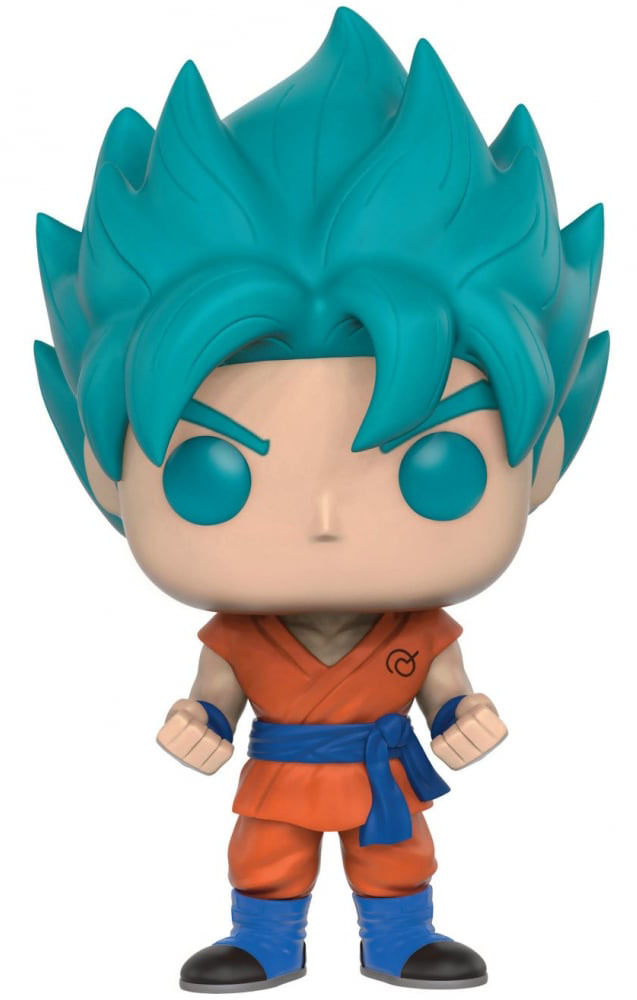 Dragon Ball Z - Super Saiyan Blue Goku (SSGSS) Pop! Vinyl Figure image