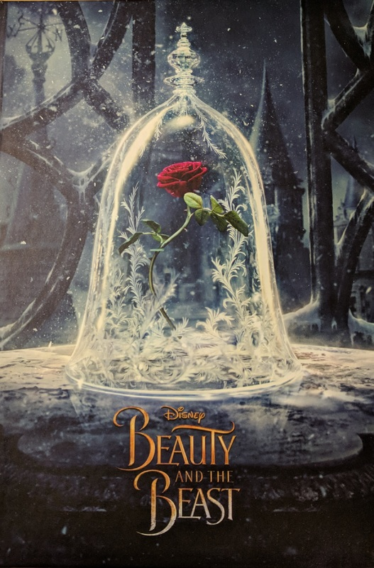 Beauty & the Beast Deluxe Gift Set on DVD, Blu-ray