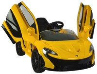 Toyrific: Electric Ride-On - McLaren MP1 12V (Yellow)