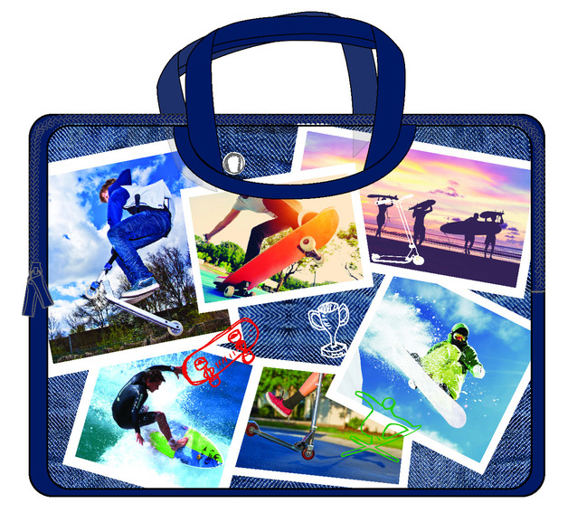 Spencil: Sports Collage Device Case