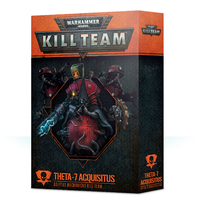 Warhammer 40,000: Kill Team - Theta-7 Aquisitus