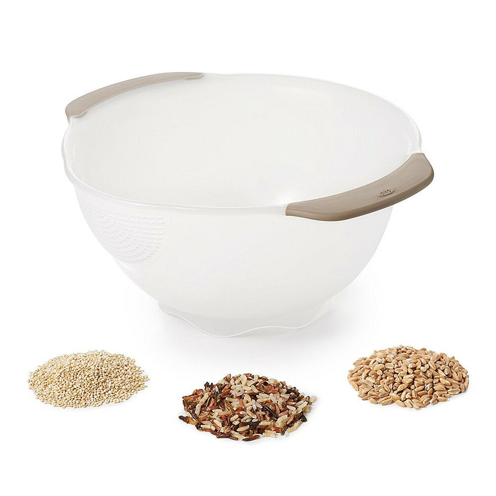 OXO Good Grips Rice & Grains Colander image