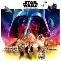 Cal-2020 Star Wars Wall image