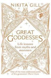 Great Goddesses by Nikita Gill image