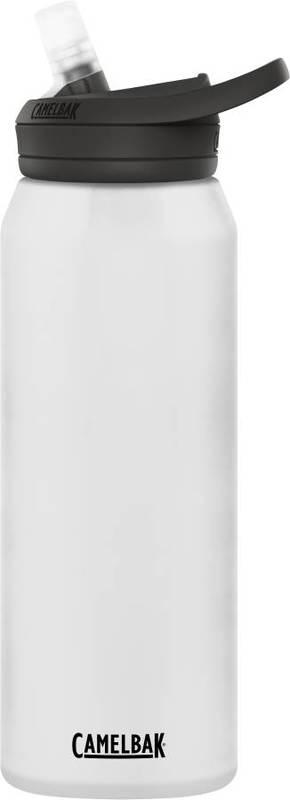 Camelbak: Eddy+ Vacuum Insulated Stainless Steel Bottle - White (946ml)