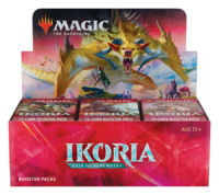 Magic the Gathering: Ikoria: Lair of Behemoths - Booster Box image
