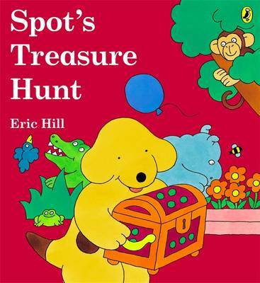 Spot's Treasure Hunt by Eric Hill image