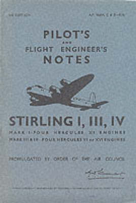 Air Ministry Pilot's Notes image