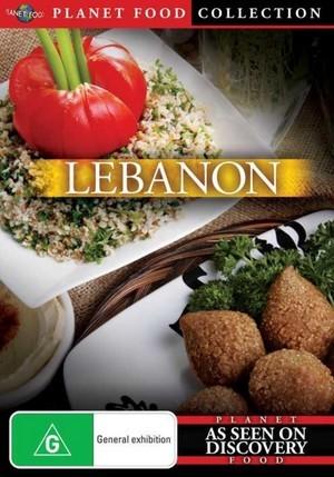 Planet Food: Lebanon on DVD image