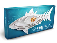 Fish Food Nesting Serving Plates - by Fred image