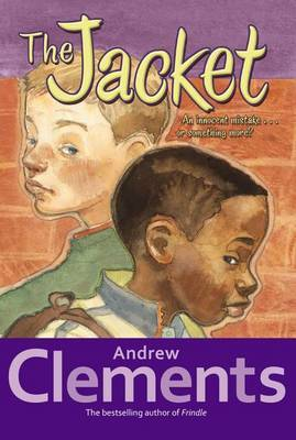 The Jacket by Andrew Clements image
