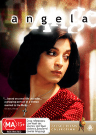 Angela on DVD