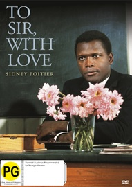 To Sir With Love on DVD