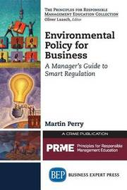 Environmental Policy for Business by Martin Perry