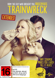 Trainwreck on DVD