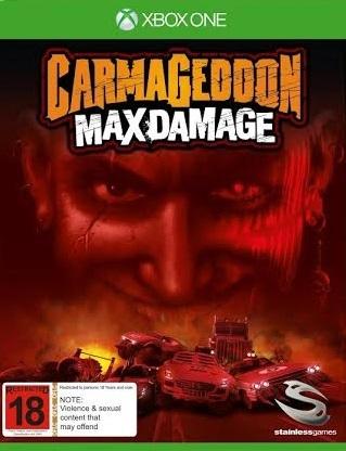 Carmageddon Max Damage for Xbox One