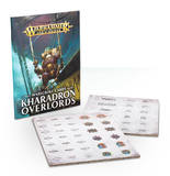 Warhammer Age of Sigmar Warscroll Cards: Kharadron Overlords